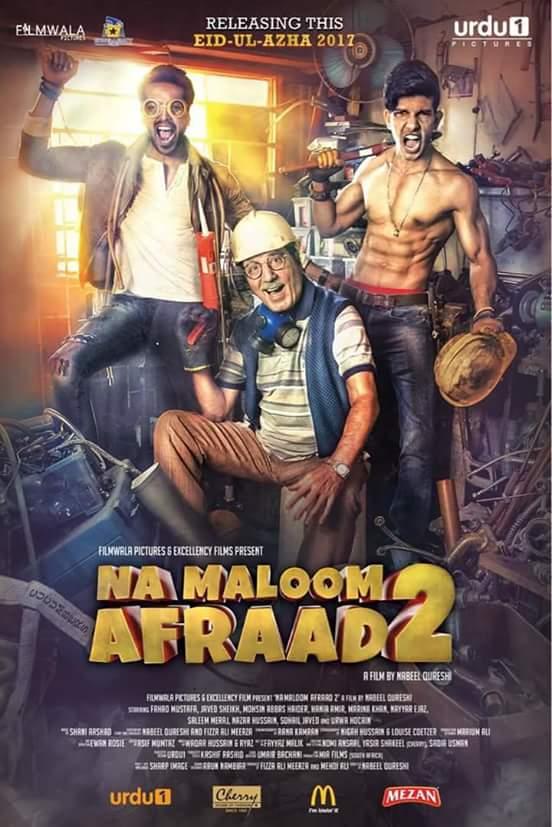 Na Maloom Afraad 2 (2017) WEBRip [1080p-720p-480p] Urdu x264 AAC