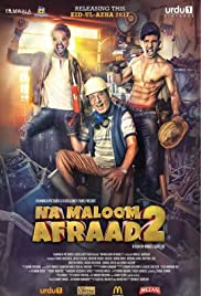 Image Na Maloom Afraad 2 (2018) Full Movie Watch Online Free Download