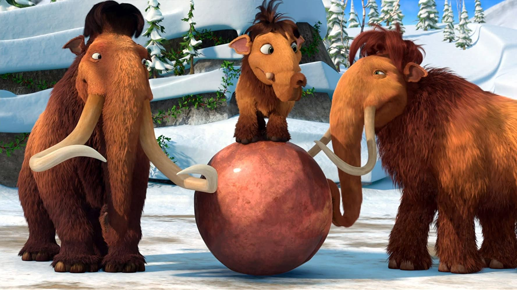 ice age a mammoth christmas 2011 - Ice Age Mammoth Christmas