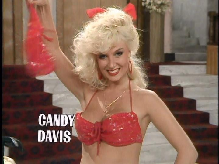 Candy Davis in Are You Being Served? (1972)