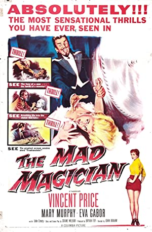 Where to stream The Mad Magician