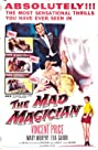 The Mad Magician (1954) Poster