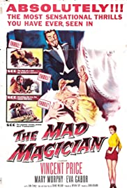 The Mad Magician (1954) 1080p