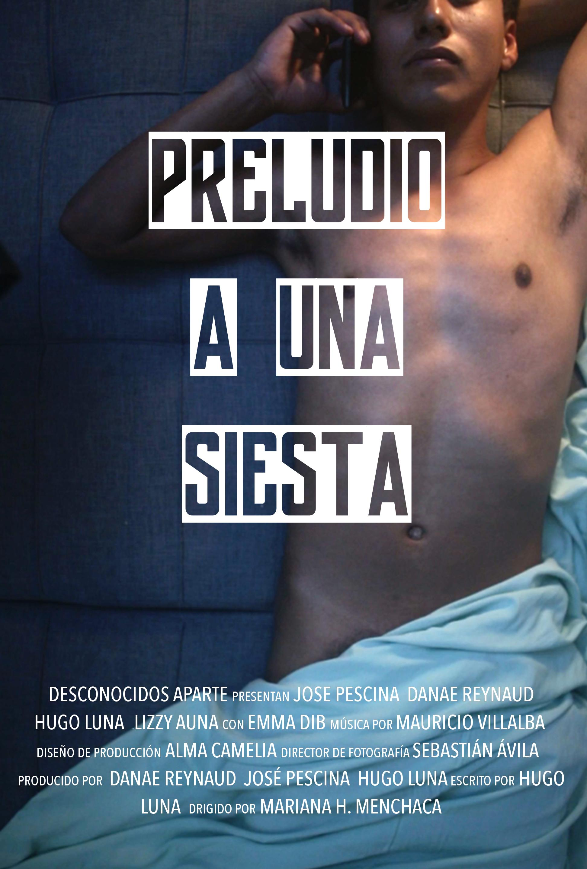 José Pescina in Preludio a una Siesta (2018)