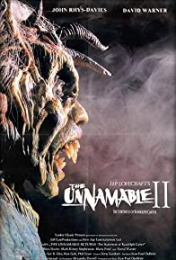 Primary photo for The Unnamable II: The Statement of Randolph Carter