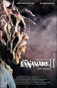 PC movie 720p download The Unnamable II: The Statement of Randolph Carter [1280p]