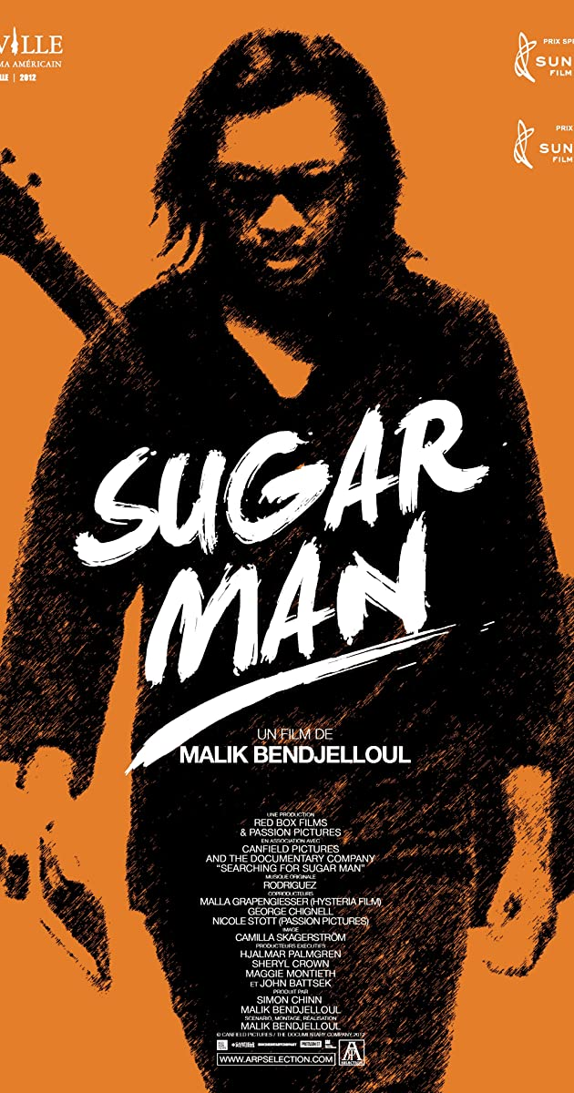Subtitle of Searching for Sugar Man