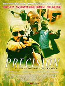 Precision: The Child Drug Trafficking (2018)