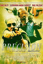 Precision: The Child Drug Trafficking Poster