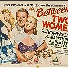 Lionel Barrymore, Gloria DeHaven, Van Johnson, Marilyn Maxwell, and Keenan Wynn in Between Two Women (1945)