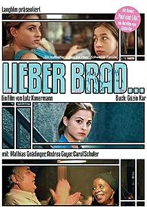 2018 movie trailers download Lieber Brad [2K]