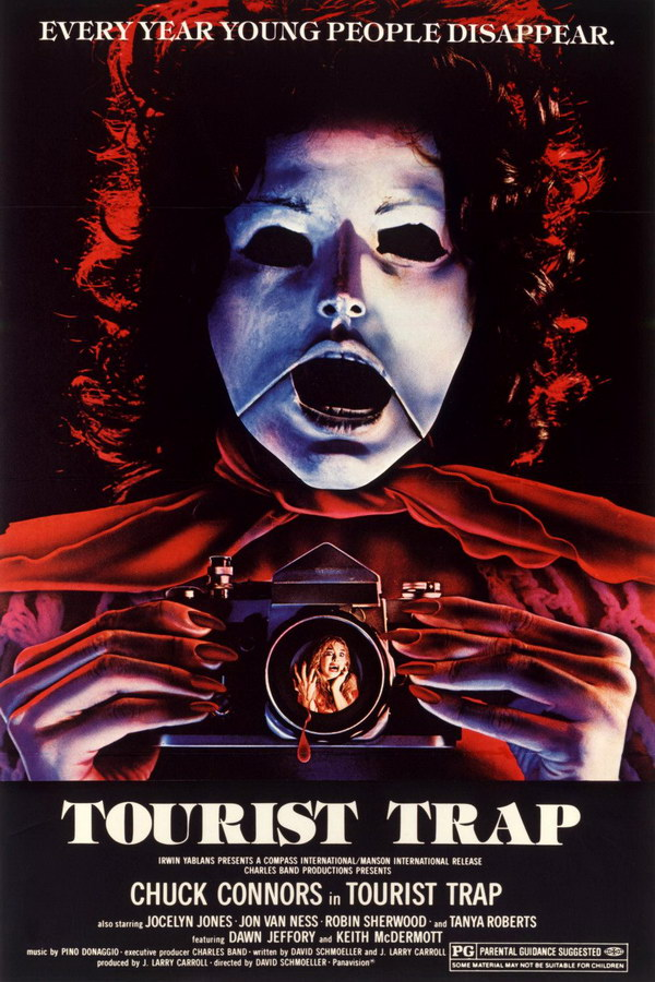 Image result for tourist trap 1979 poster