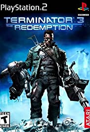 Terminator 3: The Redemption Poster