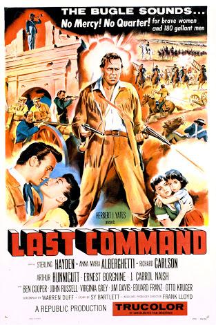 Sterling Hayden, Anna Maria Alberghetti, Cheryl Callaway, Ben Cooper, and Virginia Grey in The Last Command (1955)