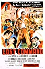 The Last Command (1955) Poster