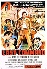 The Last Command (1955) Poster - Movie Forum, Cast, Reviews