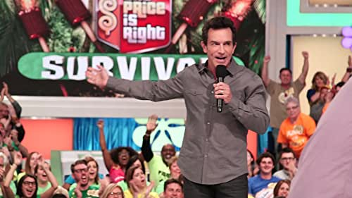 The Price Is Right Primetime Special: Survivor Edition: Jeff Probst