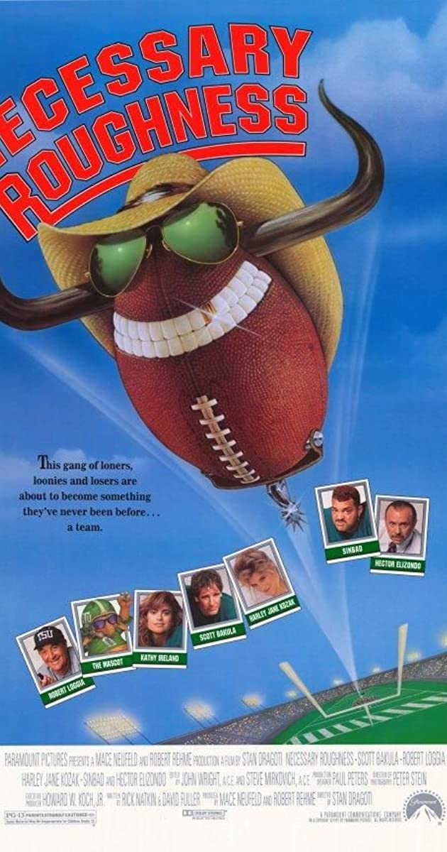 Necessary Roughness (1...