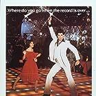 John Travolta and Karen Lynn Gorney in Saturday Night Fever (1977)