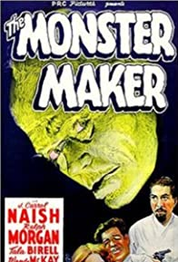 Primary photo for The Monster Maker