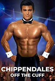 Chippendales Off the Cuff Poster