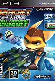 Ratchet & Clank: Full Frontal Assault Poster