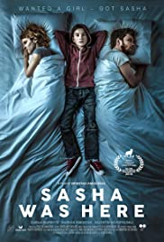 Sasha Was Here Poster
