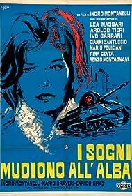 Lea Massari in I sogni muoiono all'alba (1961)