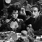 Peter Sellers and Maria Grazia Buccella in Caccia alla volpe (1966)