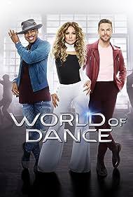 Jennifer Lopez, Ne-Yo, and Derek Hough in World of Dance (2017)
