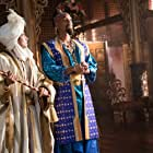Will Smith and Mena Massoud in Aladdin (2019)