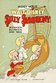 Wynken, Blynken & Nod Poster
