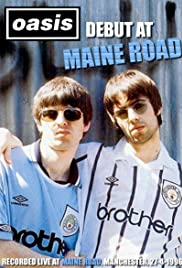 Oasis: First Night Live at Maine Road Poster