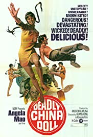Deadly China Doll Poster