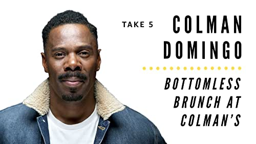 """Colman Domingo Outsmarts Walkers and Really Vibes With """"The Golden Girls"""""""