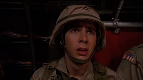 Malcolm 5×22 – Reese se une al ejército: parte 2