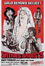 Satan's Sadists (1970) Poster - Movie Forum, Cast, Reviews