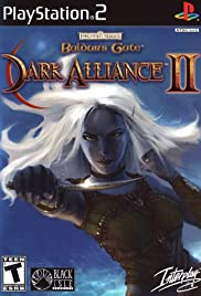 Forgotten Realms: Baldur's Gate - Dark Alliance II Poster