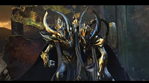 Starcraft II: Wings Of Liberty: Legacy Of The Void: Cinematic Trailer