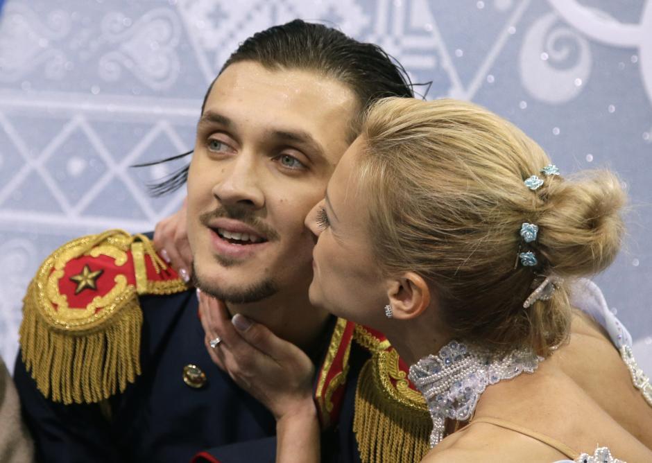 Maxime trankov dating tatiana