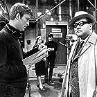 Rudolf Hrusínský and Vít Olmer in Pet miliónu svedku (1965)