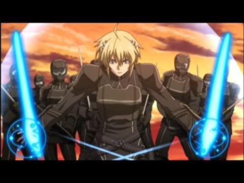 Chrome Shelled Regios: The Complete Series
