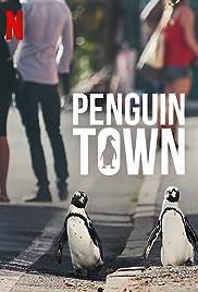 Penguin Town Poster