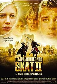 Nicklas Svale Andersen, Julie Grundtvig Wester, Christian Heldbo Wienberg, and Frederikke Thomassen in Tempelriddernes skat II (2007)