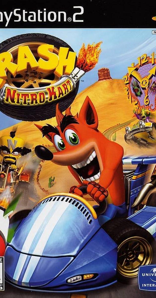 Crash Nitro Kart Video Game 2003 Imdb