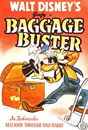 Baggage Buster Poster