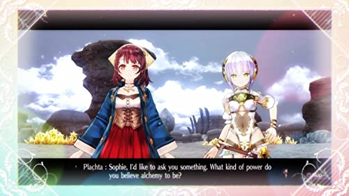 Atelier Sophie: The Alchemist Of The Mysterious Book (Uk)