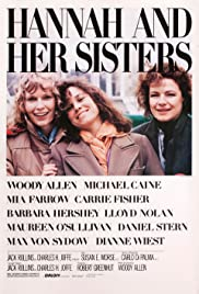 Hannah and Her Sisters (1986) Poster - Movie Forum, Cast, Reviews