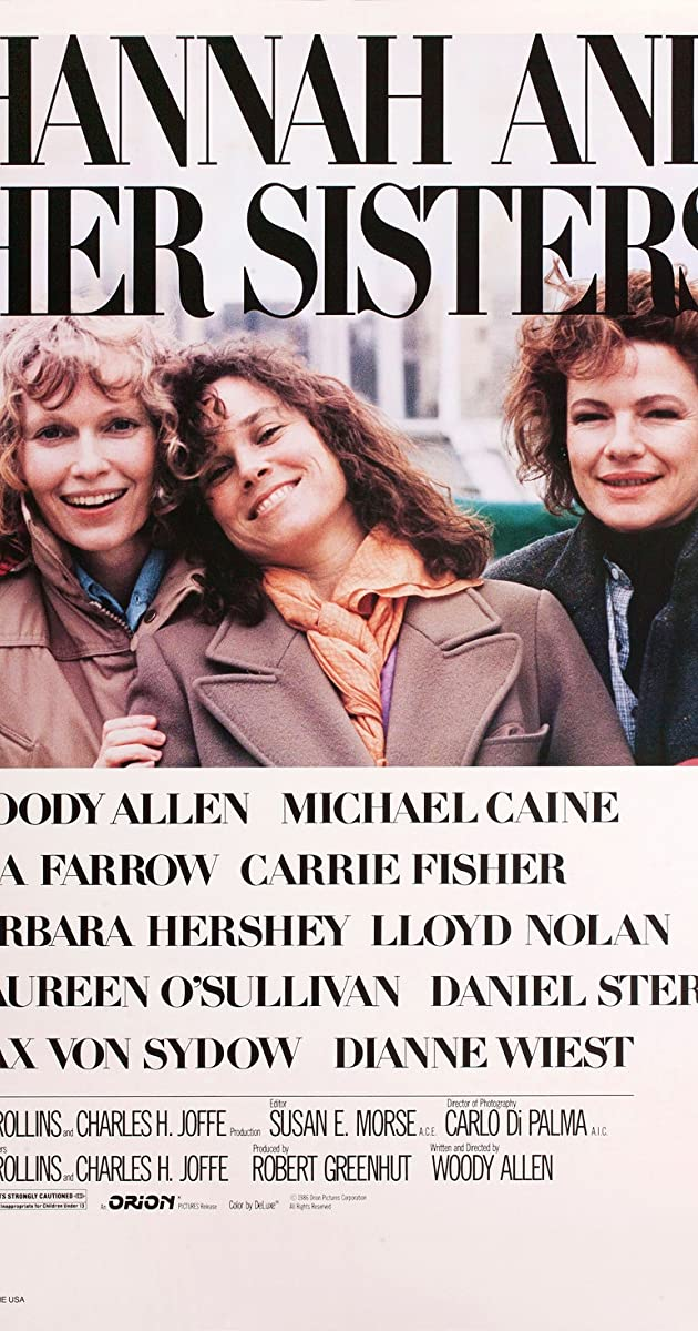 Watch Full HD Movie Hannah and Her Sisters (1986)