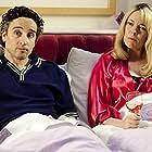 Aidan McArdle and Olivia Colman in Beautiful People (2008)